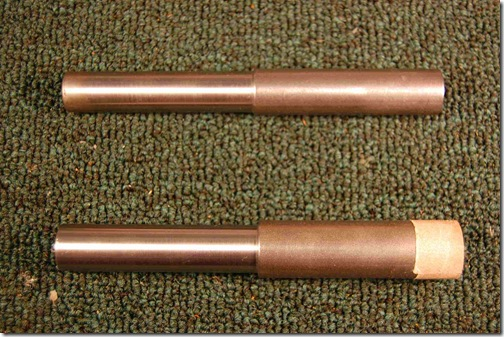 Corkbarrel Dent Mandrel