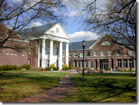 Fulton Hall - Salisbury University
