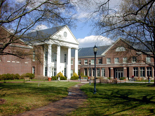 salisbury devilbiss hall
