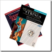 orch music books